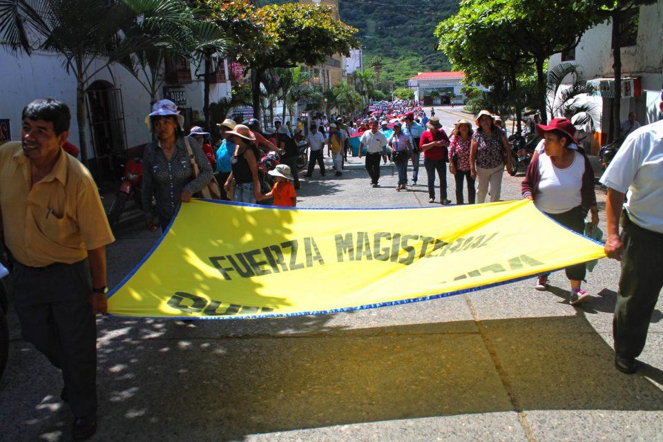 Cusco: Suspenden clases escolares debido a protestas por alza de ISC